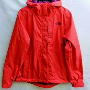 Women's The North Face Pink Venture 2 Rain Jacket